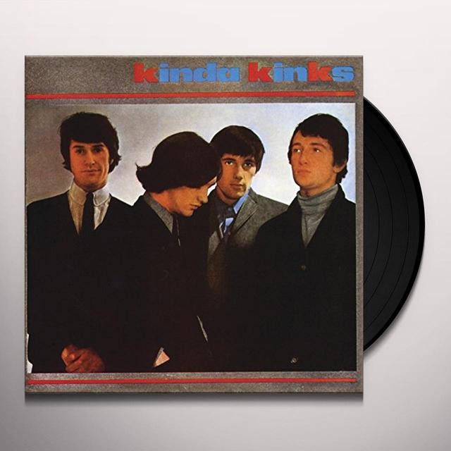 KINDA KINKS Vinyl Record