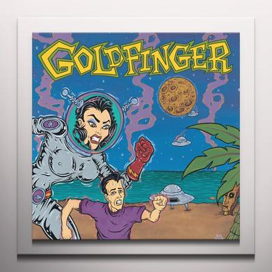 GOLDFINGER Vinyl Record - Colored Vinyl, Gatefold Sleeve, 180 Gram Pressing, Orange Vinyl