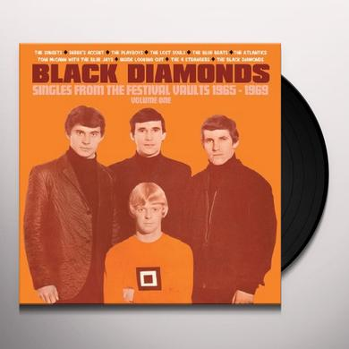 BLACK DIAMONDS: SINGLES FROM 1965-1969 1 / VARIOUS Vinyl Record