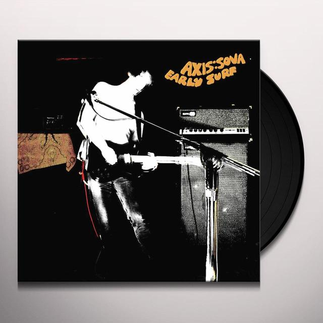 AXIS: SOVA EARLY SURF Vinyl Record
