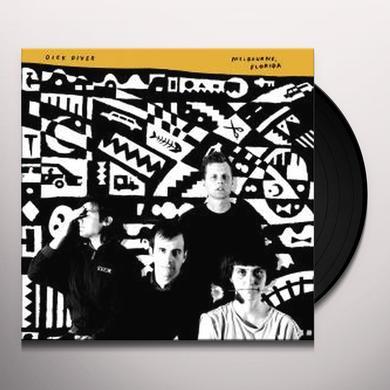Dick Diver MELBOURNE FLORIDA Vinyl Record - Black Vinyl