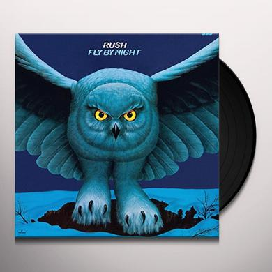 Rush FLY BY NIGHT Vinyl Record