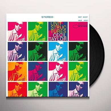 Cecil Taylor UNIT STRUCTURE Vinyl Record