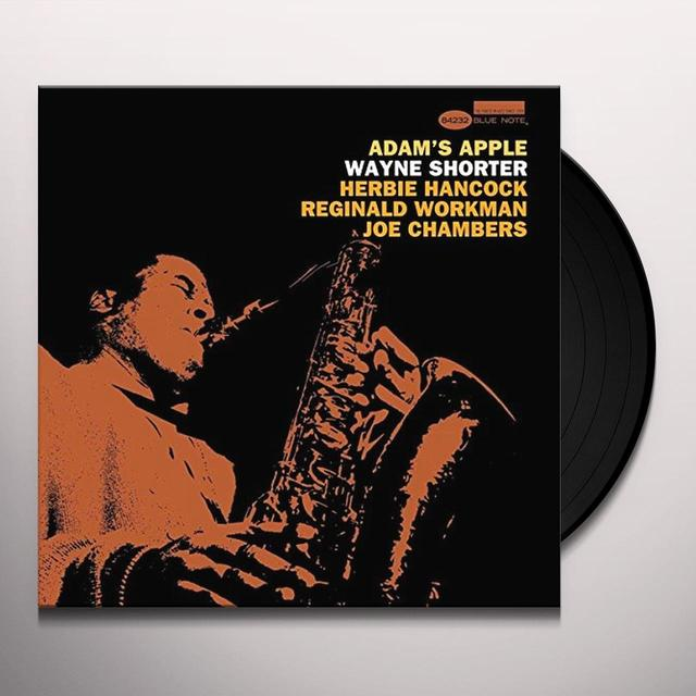 Wayne Shorter ADAM'S APPLE Vinyl Record