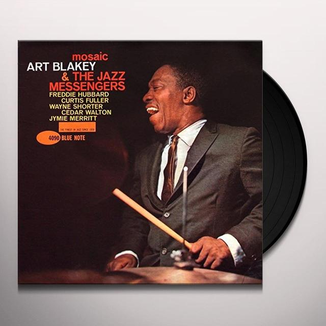 Art Blakey & The Jazz Messengers MOSAIC Vinyl Record