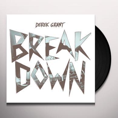 Derek Grant BREAKDOWN Vinyl Record