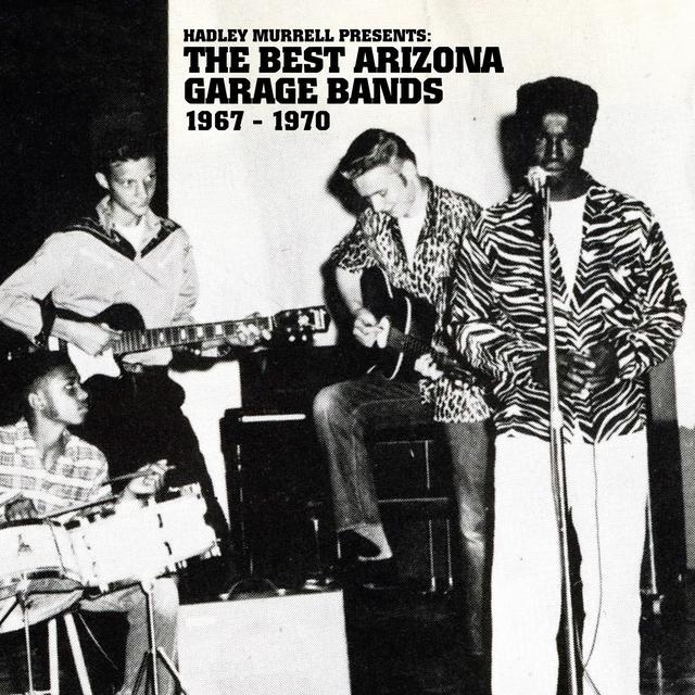 BEST ARIZONA GARAGE BANDS 1967 - 1970 / VARIOUS