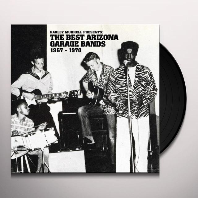 BEST ARIZONA GARAGE BANDS 1967 - 1970 / VARIOUS Vinyl Record
