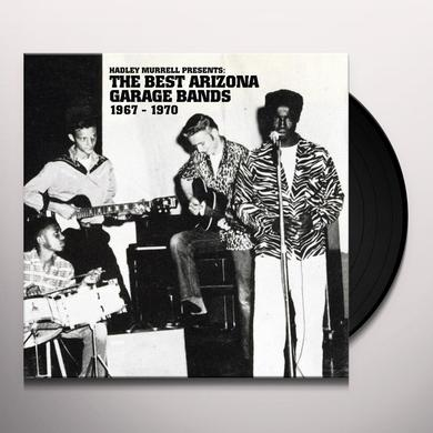 BEST ARIZONA GARAGE BANDS 1967 - 1970 / VARIOUS Vinyl Record