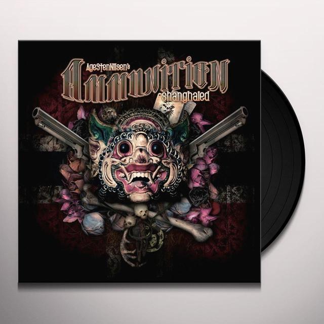 AGE STEN NILSENS AMMUNITION SHANGHAIED Vinyl Record - Holland Import