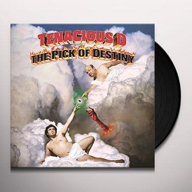 Tenacious D PICK OF DESTINY: DELUXE Vinyl Record - Holland Import