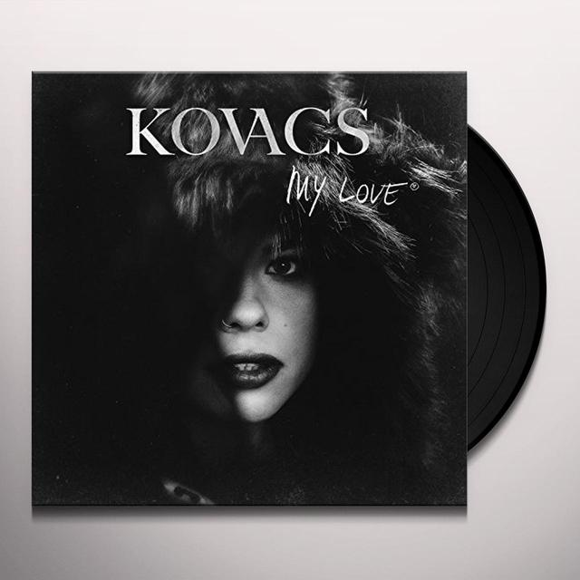 KOVACS MY LOVE  (EP) Vinyl Record - Holland Release