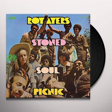 Roy Ayers STONED SOUL PICNIC Vinyl Record - Holland Import