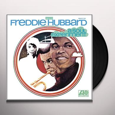 Freddie Hubbard SOUL EXPERIMENT Vinyl Record - Holland Import