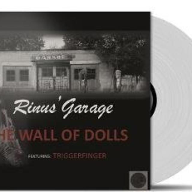 RINUS' GARAGE / TRIGGERFING 7-WALL OF DOLLS / ANNIE Vinyl Record