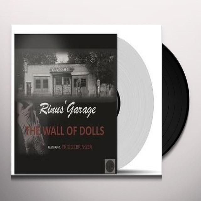 RINUS' GARAGE / TRIGGERFING 7-WALL OF DOLLS / ANNIE Vinyl Record - Holland Import