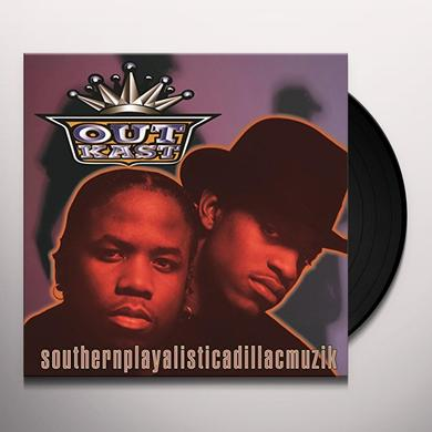 Outkast SOUTHERNPLAYALISTI Vinyl Record - Holland Import