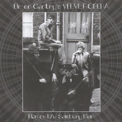 Elmer Gantry's Velvet Opera 7-FLAMES Vinyl Record
