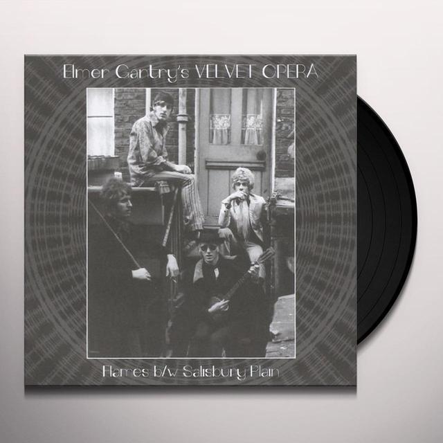Elmer Gantry's Velvet Opera 7-FLAMES Vinyl Record - Holland Import