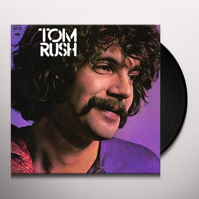 TOM RUSH Vinyl Record - Holland Import