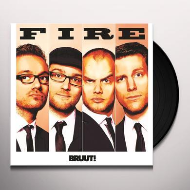 BRUUT FIRE Vinyl Record - Holland Import
