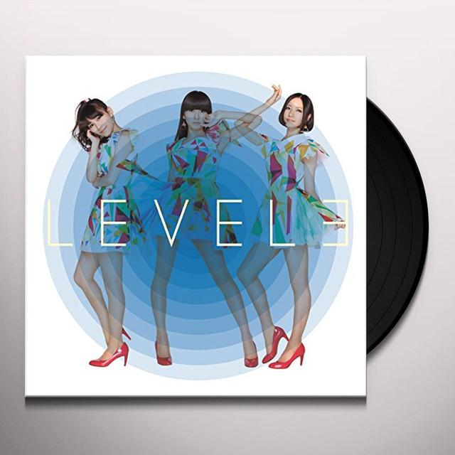 Perfume LEVEL 3 YELLOW Vinyl Record