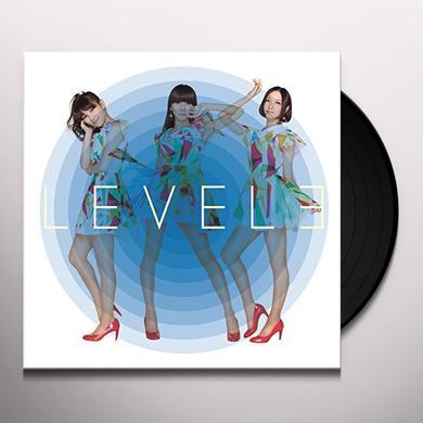 Perfume LEVEL 3 YELLOW Vinyl Record - Holland Import