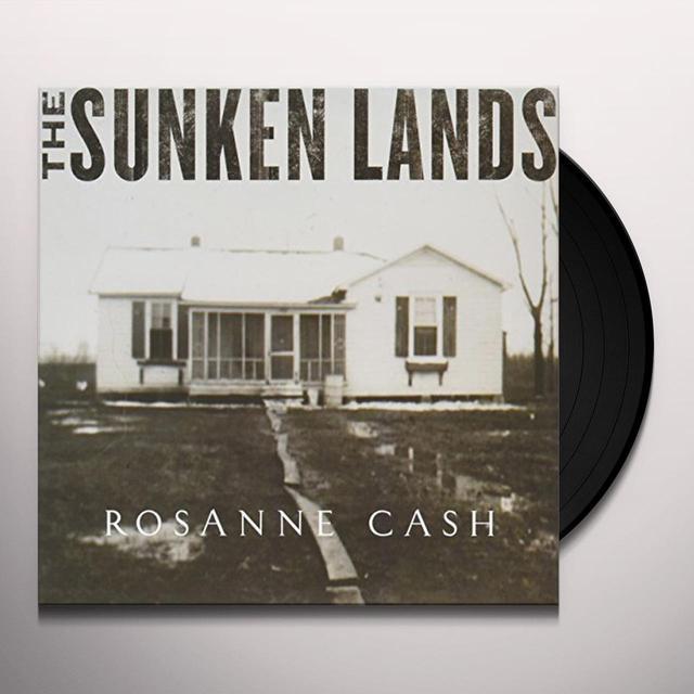 Rosanne Cash SUNKEN LANDS Vinyl Record