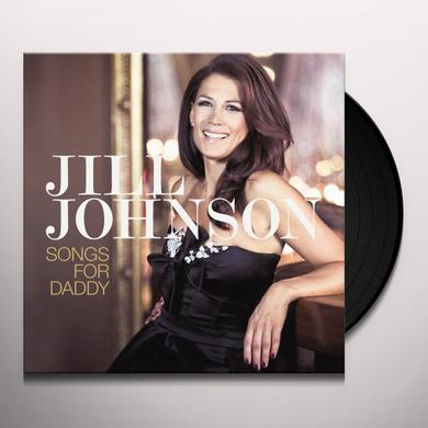 Jill Johnson SONGS FOR DADDY Vinyl Record - Holland Import