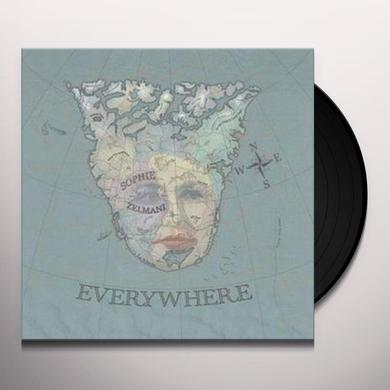 Sophie Zelmani EVERYWHERE Vinyl Record - Holland Import