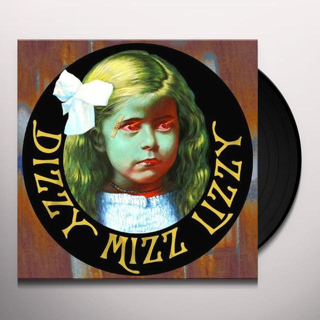 DIZZY MIZZ LIZZY-REMASTERED Vinyl Record - Remastered, Holland Import