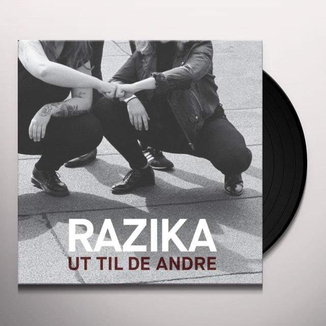 Razika UT TIL DE ANDRE Vinyl Record