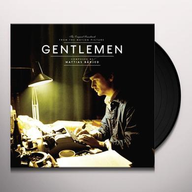 GENTLEMEN / O.S.T. (HOL) GENTLEMEN / O.S.T. Vinyl Record - Holland Import