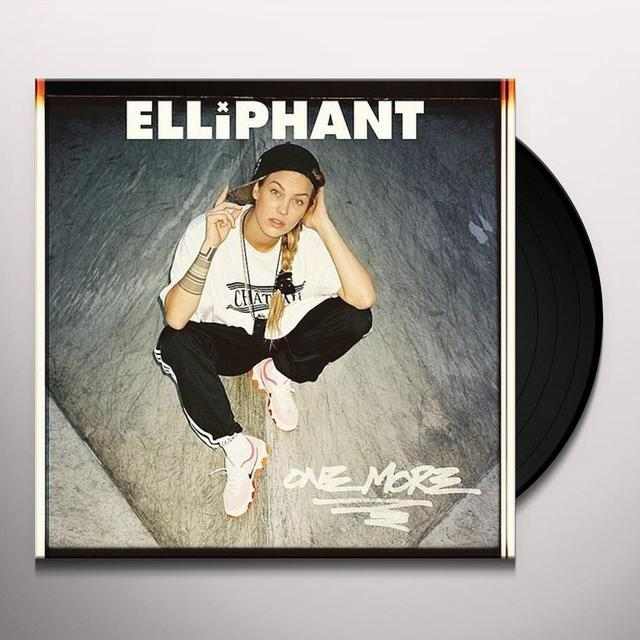 Elliphant ONE MORE Vinyl Record - Holland Import