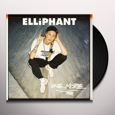 Elliphant ONE MORE Vinyl Record