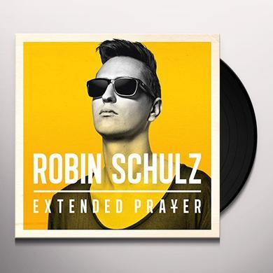 ROBIN SCHULZ PRAYER Vinyl Record - Canada Import
