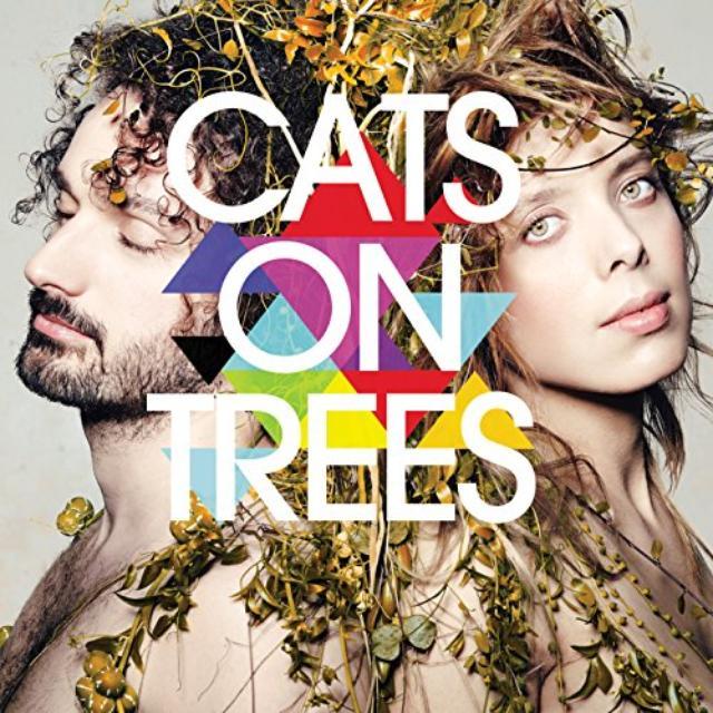 CAT ON TREES