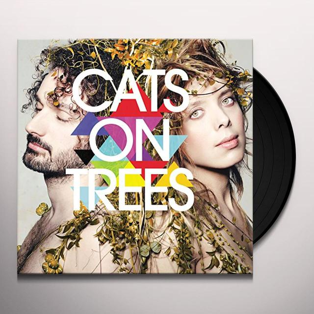 CAT ON TREES CATS ON TREES-NOUVELLE EDITION Vinyl Record - Canada Import