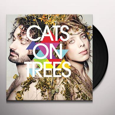 CAT ON TREES CATS ON TREES-NOUVELLE EDITION Vinyl Record