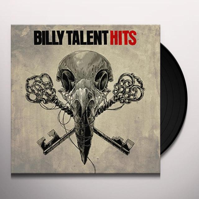 Billy Talent HITS Vinyl Record - Canada Import