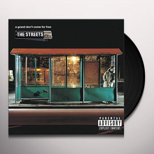 Streets GRAND DON'T COME FOR FREE Vinyl Record - UK Release