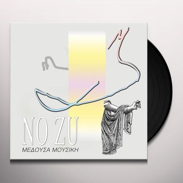 No Zu MEDUSA MUSIC Vinyl Record - UK Import