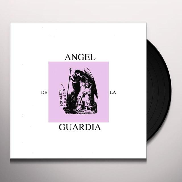 ANGEL DE LA GUARDIA STREET BLESSINGS Vinyl Record - UK Release