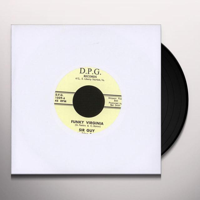 Sir Guy FUNKY VIRGINIA Vinyl Record