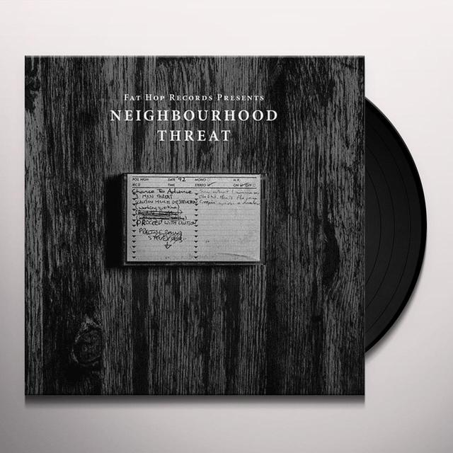 NEIGHBOURHOOD THREAT Vinyl Record - UK Release