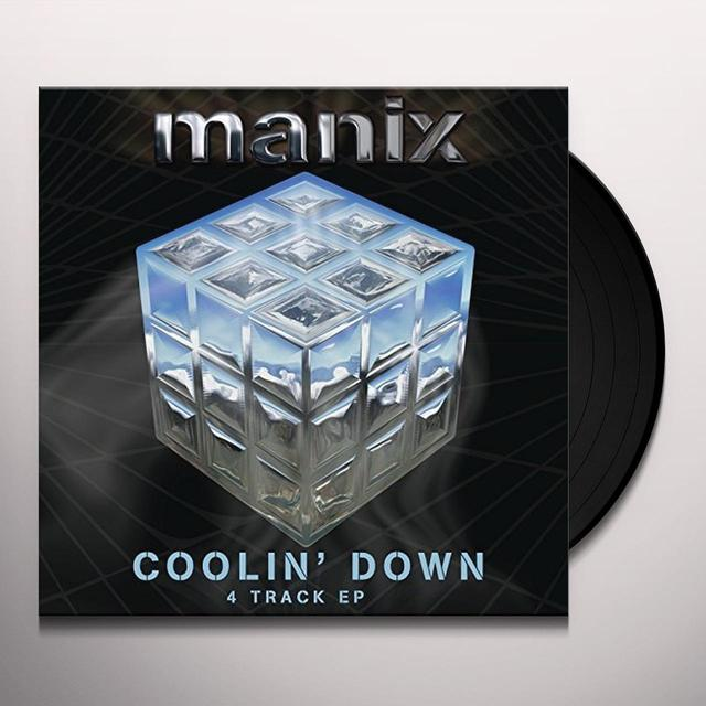Manix COOLIN' DOWN  (EP) Vinyl Record - UK Import