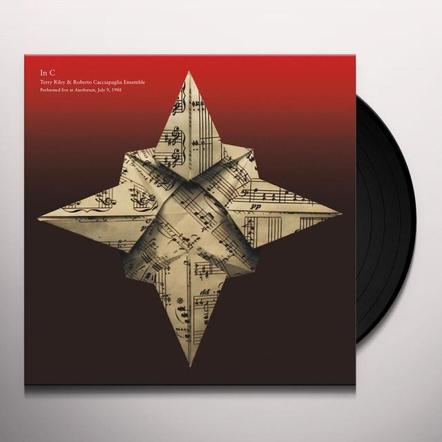 CACCIAPAGLIA ENSAMBLE IN C / LIVE AT AFTERFORUM FESTIVAL FERRARA Vinyl Record - Italy Release