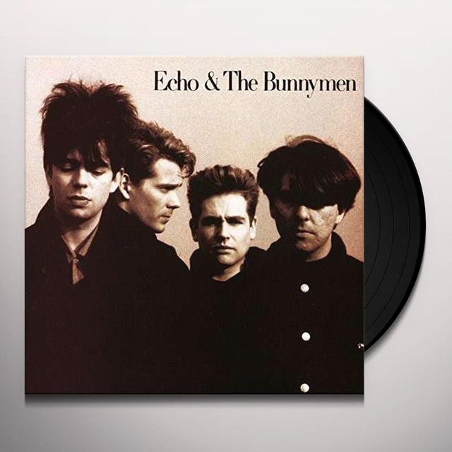 Echo & the Bunnymen ECHO & BUNNYMEN Vinyl Record - UK Import