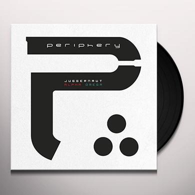 Periphery JUGGERNAUT: ALPHA / OMEGA (BONUS DVD) Vinyl Record - UK Import