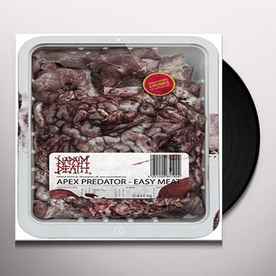 Napalm Death APEX PREDATOR-EASY MEAT Vinyl Record - UK Import